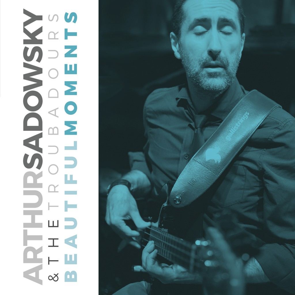 Arthur Sadowsky & The Troubadours CD Cover